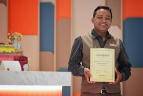 120 workers lauded for outstanding service as hotels adapt amid Covid