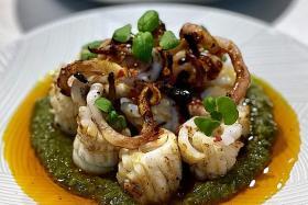 Crazy over Persea's keto menu