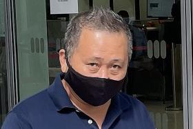 PMD rider jailed and fined for attacking couple on footpath