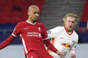 Fabinho's return to midfield key for Liverpool: Richard Buxton