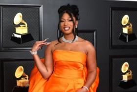 Music stars all decked out for big return to Grammys red carpet