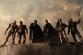 Movie review: Zack Snyder's Justice League