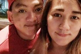 Filipino cyclist killed in crash was planning to see wife and kids