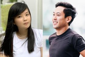 Ms Stella Pong and Mr Bryan Ng are classmates.