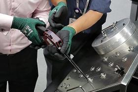 46 workers lost hands or fingers in amputation accidents last year