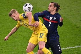 Richard Buxton: France missing the prolific Karim Benzema
