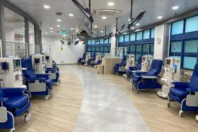 New NKF dialysis centre opens at Toa Payoh West Community Club