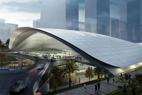 Malaysia pays Singapore $102.8m as compensation for HSR project