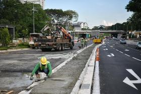 Upper Bukit Timah Road to be two-way from April 2
