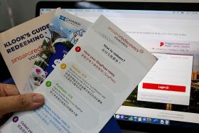 Over 760,000 adults have used their SingapoRediscovers vouchers