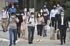 People now more willing to follow safe management measures: Survey