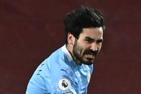 To advance, City need to cut out individual mistakes: Guendogan