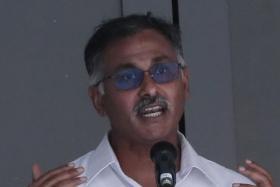 Mr Murali Pillai is adviser to Bukit Batok GROs, which helped to launch the Bukit Batok Green Plan.