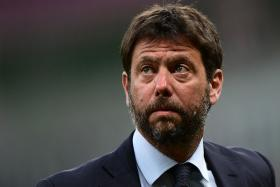 ESL off, but Juve chief Agnelli still 'convinced of its beauty'