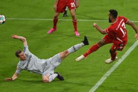Bayern one win away from ninth straight Bundesliga title