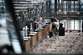 No date fixed to resume Singapore-Hong Kong travel: Lawrence Wong