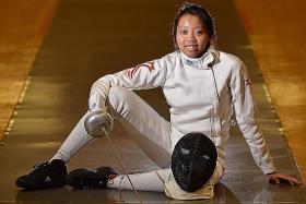 Kiria Tikanah becomes 2nd fencer to qualify for Tokyo Olympics