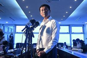 Conditions right for Singapore-HK air travel bubble: Ong Ye Kung