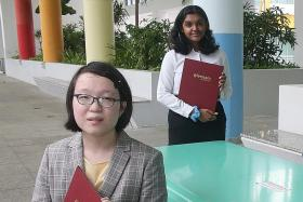 Temasek Poly graduates overcome setbacks to shine