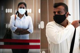 Nachammai Selva Nachiappan and Arunachalam Muthiah have multiple charges against them. The latter is accused of kicking and punching the maid.