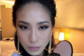 S'pore beauty queen braves risks to take part in Miss Universe
