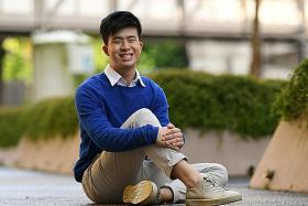 Singapore Poly graduate flying high but staying grounded