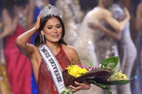 Miss Myanmar uses Miss Universe to draw attention to coup