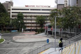 6,500 Singapore Poly students, staff to be tested for Covid