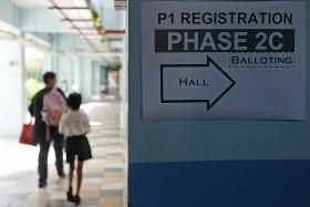 P1 registration for 2022 to be done online from June 30