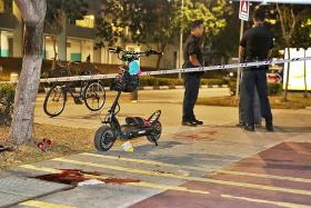 E-scooter rider jailed 12 weeks for causing cyclist's death