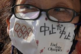 Olympic sponsor Asahi Shimbun wants to cancel Tokyo Games