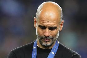 The final was lost inside Pep Guardiola's head: Richard Buxton