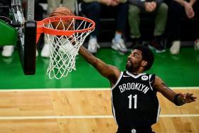 Kyrie Irving: NBA arenas becoming like 'human zoos'