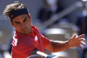 Roger Federer has played just four matches this year.