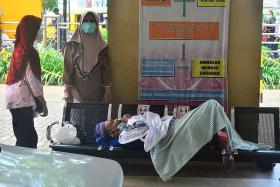 Indonesia reinforces hospitals amid Covid-19 surge in some areas