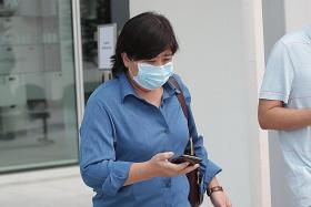 Woman who refused to wear mask at MBS released on bail