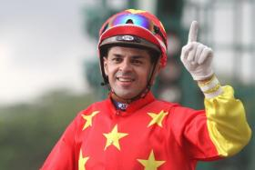 Ruan Maia can get a change of luck with Win Win Star in Race 4.