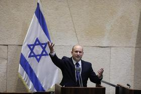 Netanyahu's 12-year reign ends as Israel swears in new PM