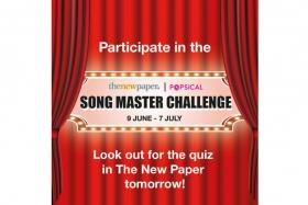 Song Master Challenge.