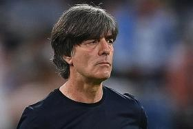 Germany coach Joachim Loew: We have 2 games, we can fix it