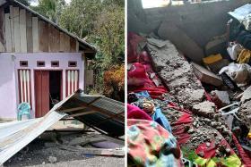 Indonesia warns of aftershocks after 6.1-magnitude quake