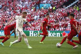 Euro 2020: Kevin de Bruyne sparks revival as Belgium reach last 16