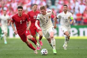 The second-half introduction of Kevin de Bruyne changed the game for Belgium.