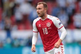 Christian Eriksen suffered cardiac arrest during last Saturday's Euro 2020 game against Finland.