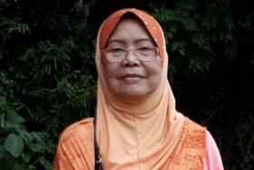 Madam Hajjah Patimah Ideris's dizziness and nausea also ended with the use of the insulin injections.
