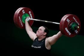 Transgender Laurel Hubbard's Olympic selection raises a hubbub