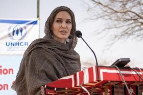Angelina Jolie, Cate Blanchett voice concerns on World Refugee Day