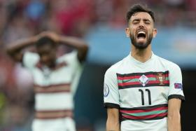 Bruno Fernandes' Portugal will face tough teams in the last 16 if they finish third.