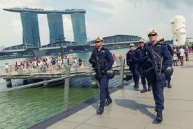 Self-radicalised individuals are main terror threat to Singapore: ISD