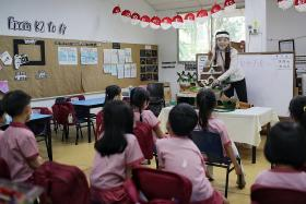 Chinese pre-schoolers tend to favour own race: NTU study